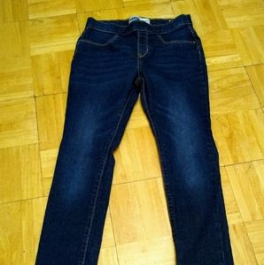 Old Navy Jeans Pants Girls Size 14 adjustable Wais